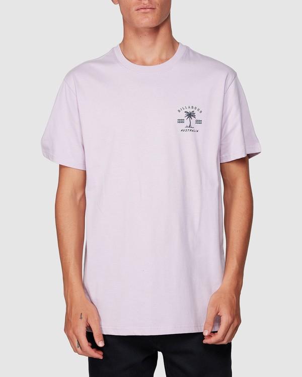 0 Combo Deal Tee Pink 9507026 Billabong