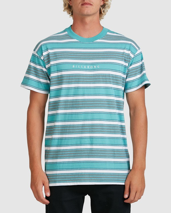 0 Mix Up Stripe Blue 9507046 Billabong