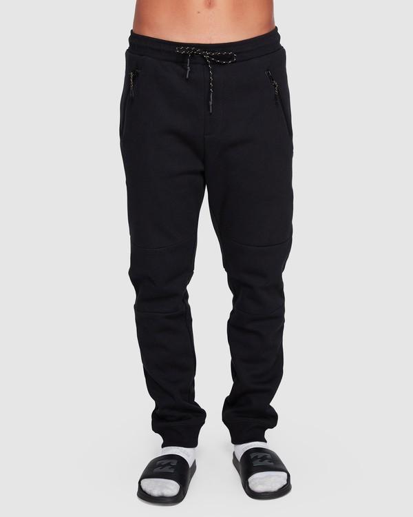 0 Adiv Tech Pants Black 9507306 Billabong