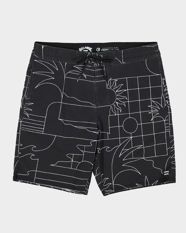 0 Sundays Lt Boardshorts Black 9507414 Billabong