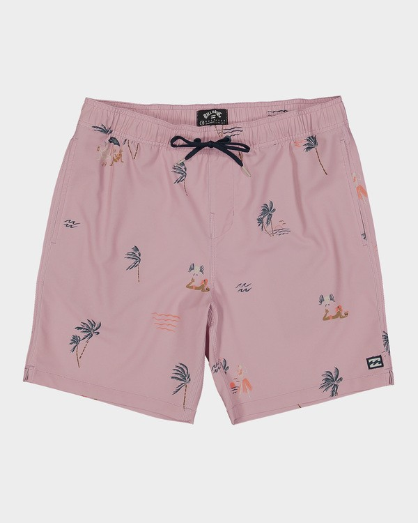 0 Sundays Layback Boardshorts Purple 9507421 Billabong