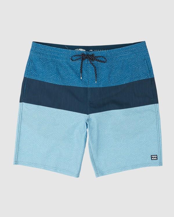 0 Tribong Lt Boardshorts Blue 9507427 Billabong