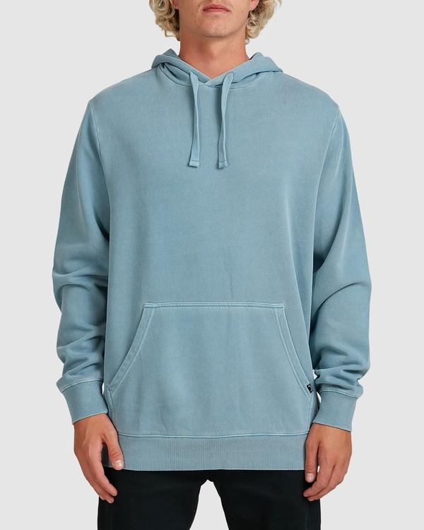 0 Overdye Pop Hoodie Blue 9507608 Billabong