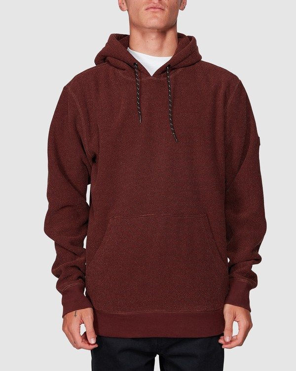 0 Outpost Pullover Brown 9507637 Billabong