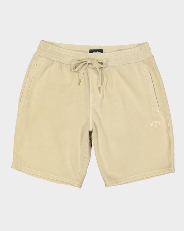 0 Wordsmith Shorts Green 9507651 Billabong