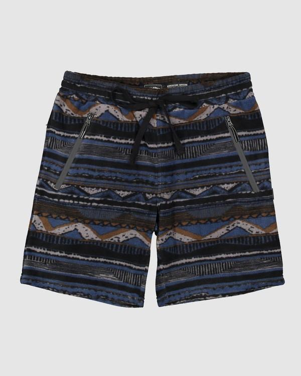 0 Raw Dog Furnace Shorts Blue 9507653 Billabong