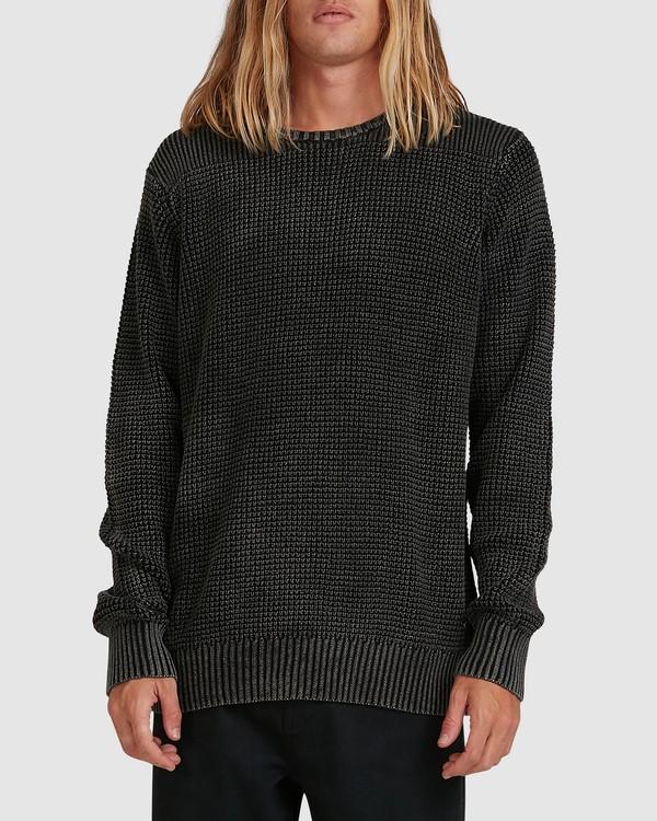 0 East Crew Sweater Black 9507805 Billabong