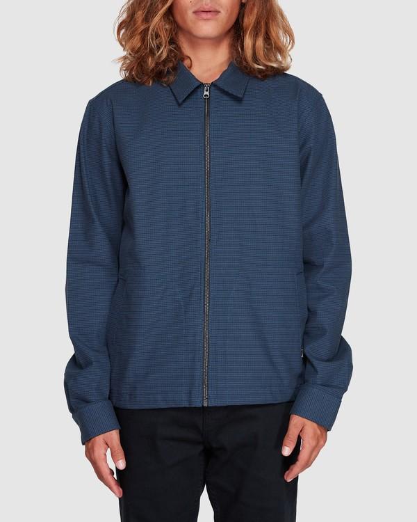 0 Carter Jacket Blue 9507913 Billabong