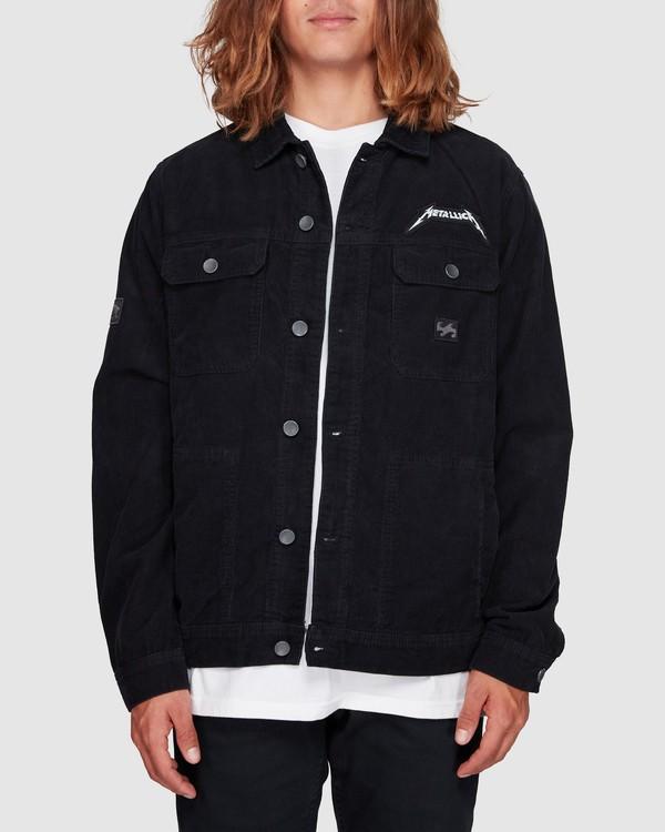 0 Shortest Straw Jacket Black 9507922 Billabong