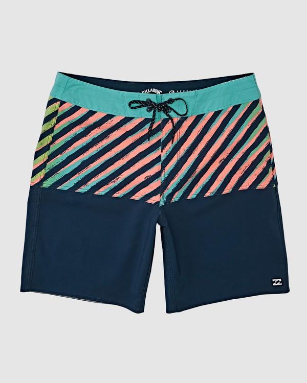 0 Fifty50 Pro Boardshorts Green 9508412 Billabong