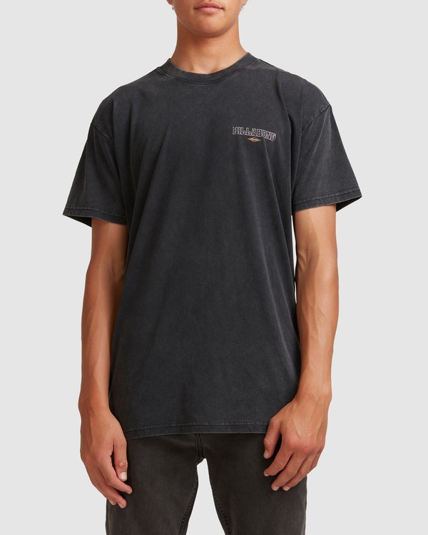 0 Free Rider Short Sleeve Tee Black 9513025 Billabong