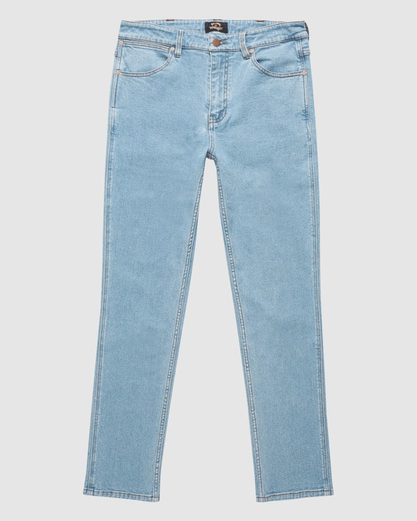 0 Wrangler 73 Organic Jeans Blue 9513361 Billabong