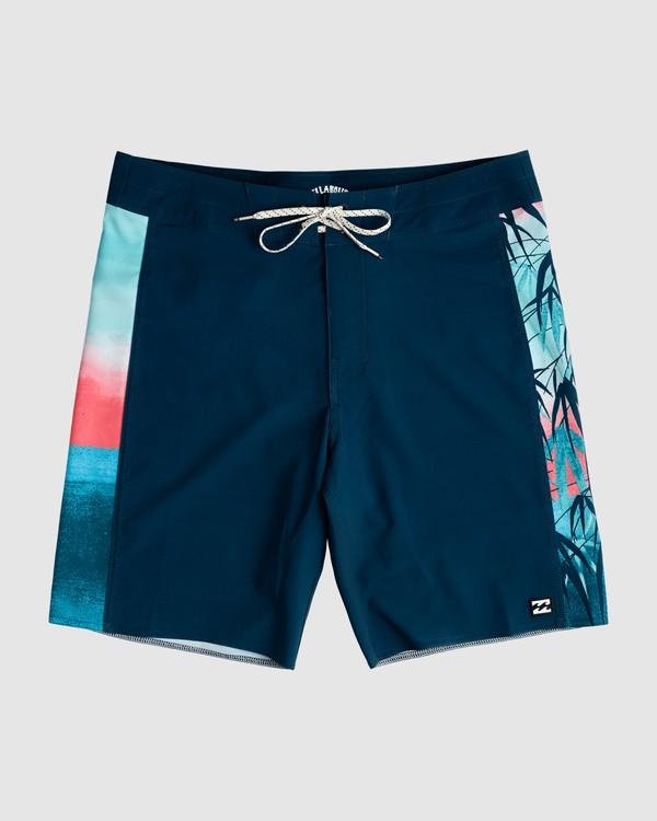 0 D Bah Pro Boardshorts Blue 9513408 Billabong