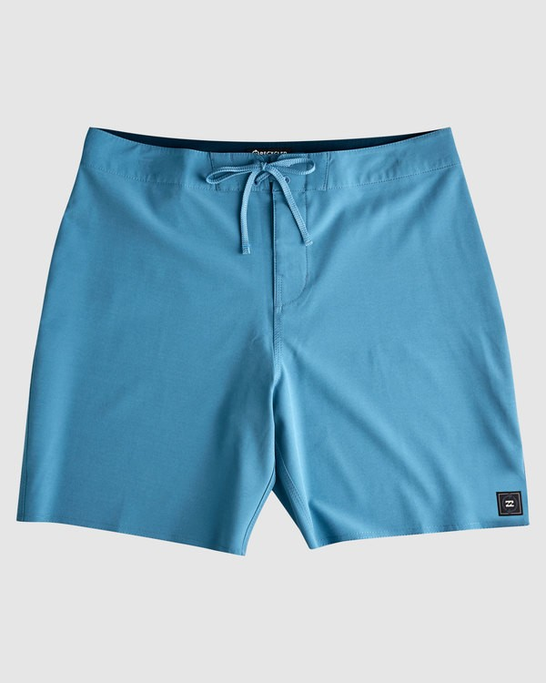 0 All Day Eco Pro Boardshorts Blue 9513417 Billabong