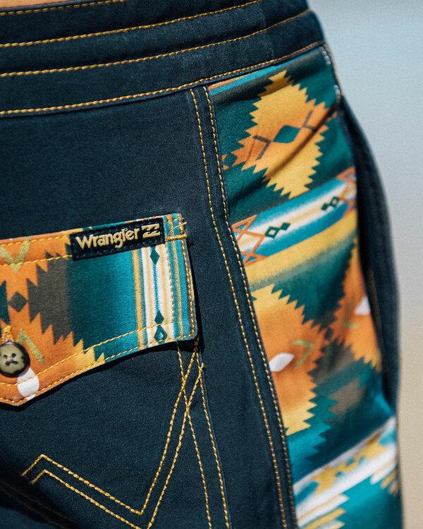 0 Wrangler Westward Ho D Bah Lowtide Boardshorts Black 9513438 Billabong