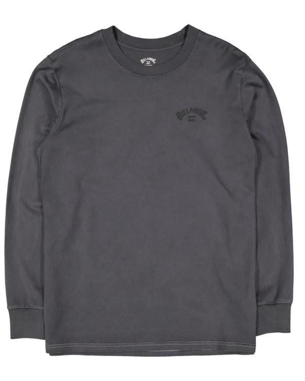 0 Wave Wash Long Sleeve Tee Black 9513601 Billabong