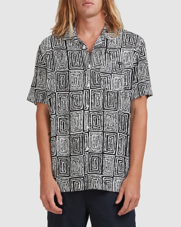 0 Otis Sky Shirt Black 9517220 Billabong