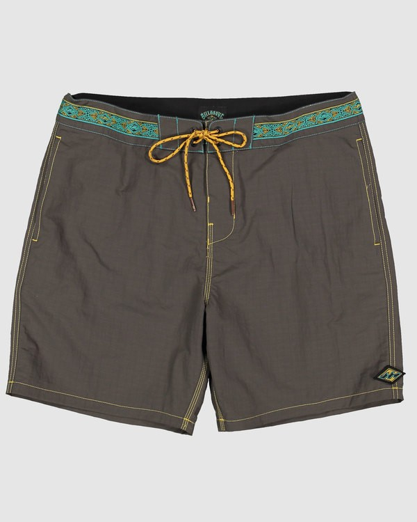 0 Currents Lotide Boardshorts Black 9517427 Billabong