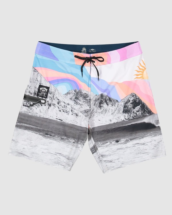 0 Eyesolation Airlite Boardshorts Grey 9517439 Billabong
