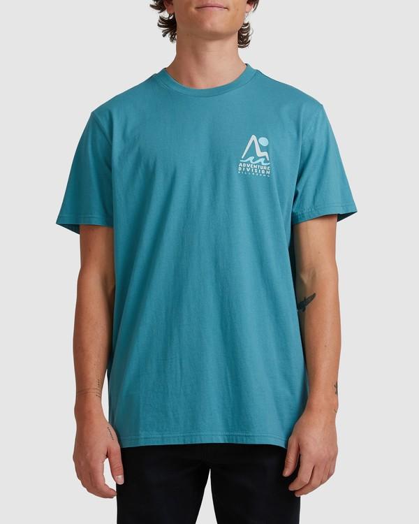0 A/DIV Tour Division T-Shirt Multicolor 9518029 Billabong