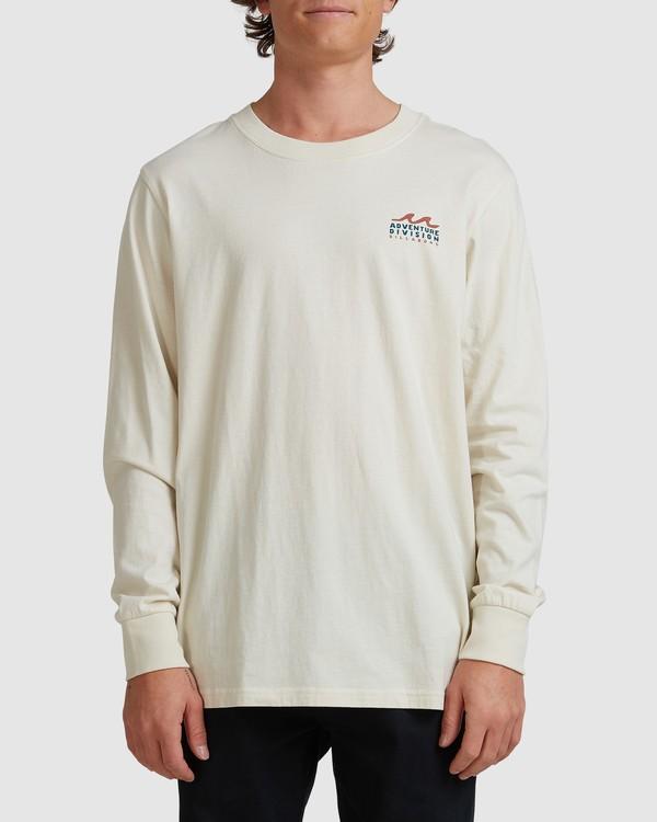 0 A/DIV Divvy T-Shirt Grey 9518149 Billabong