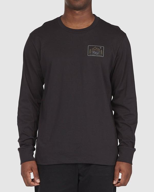 0 A/DIV Hwy 101 T-Shirt Black 9518152 Billabong