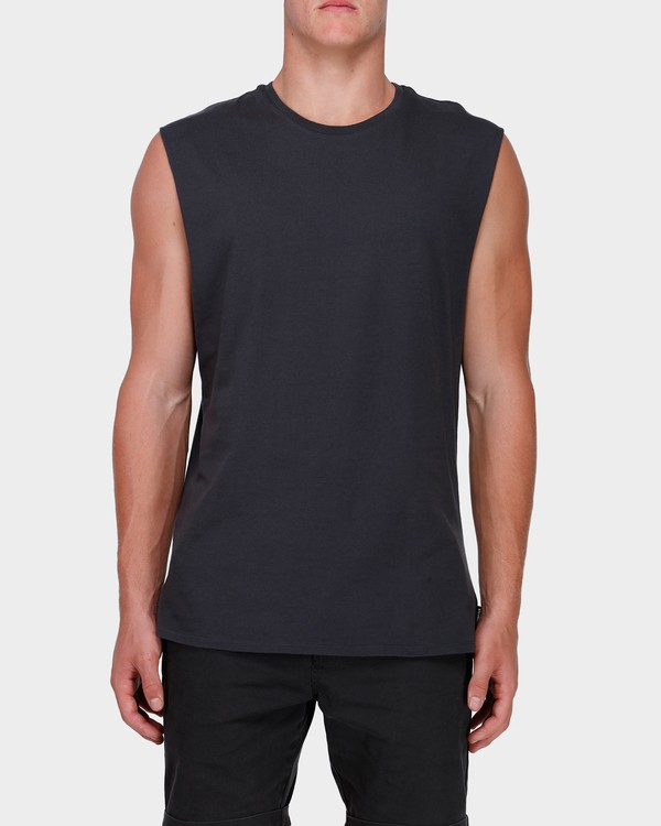 0 PREMIUM MUSCLE Black 9572509 Billabong