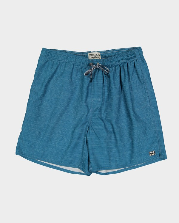 0 Sergio Layback Boardshorts Blue 9581417 Billabong