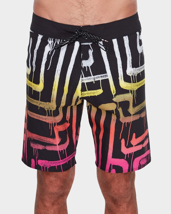 "0 SUNDAYS X AIRLITE 19"" BOARDSHORT Pink 9581421 Billabong"