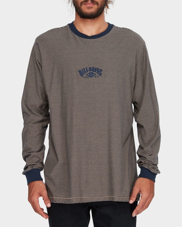 0 STANDARD ISSUE LONG SLEEVE TEE  9582180 Billabong