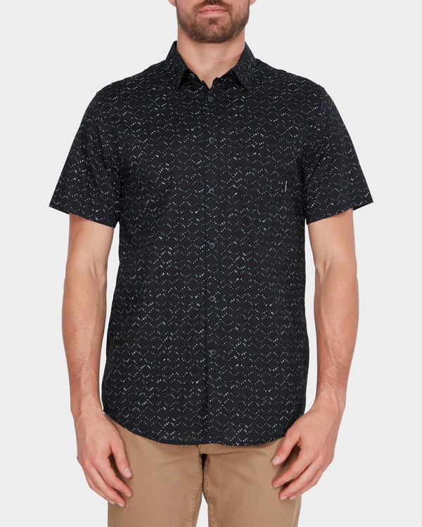 0 SUNDAYS MINI SHORT SLEEVE SHIRT Black 9582204 Billabong