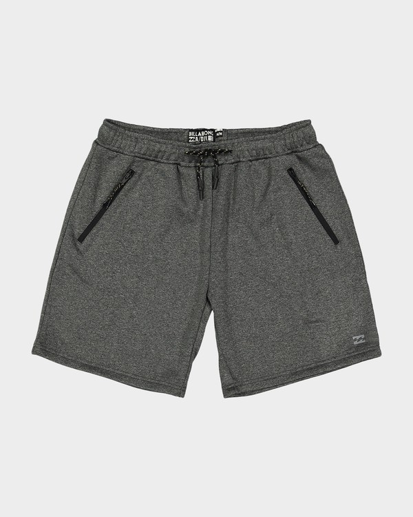 0 ADIV TECH FLEECE WALKSHORT Black 9585714 Billabong