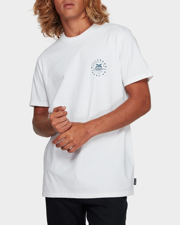 0 WHERE IT IS FINE TEE White 9591008 Billabong