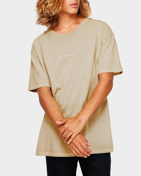 0 ROUGH CUT TEE Green 9591017 Billabong