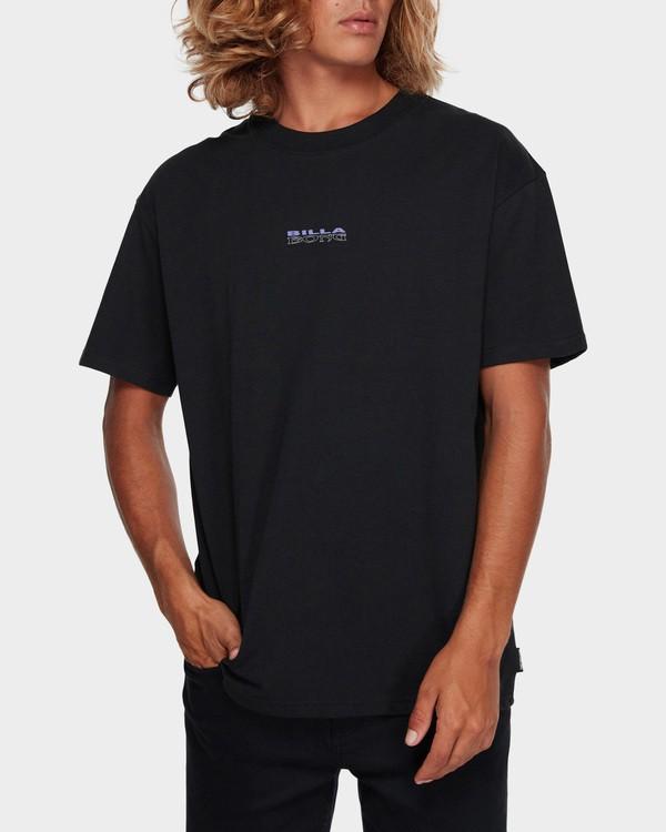 0 SERPENT OF CHAOS Black 9591025 Billabong