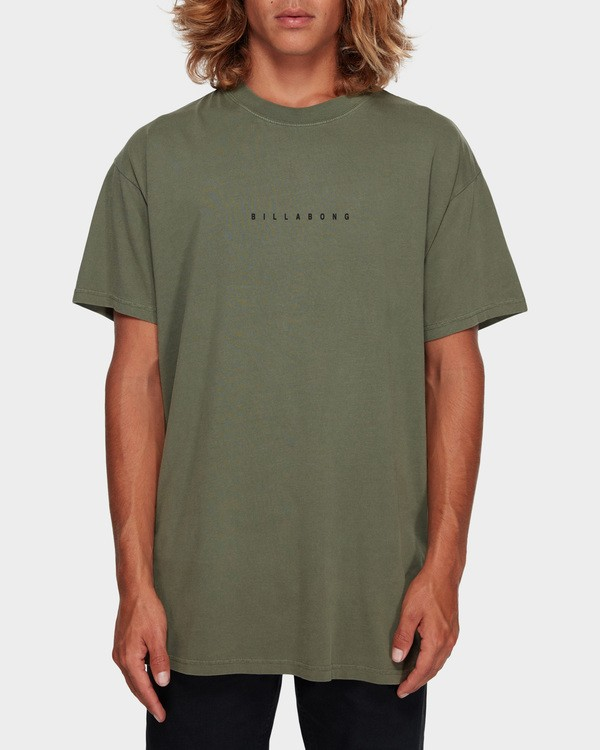 0 SMITTY TEE Green 9591053 Billabong