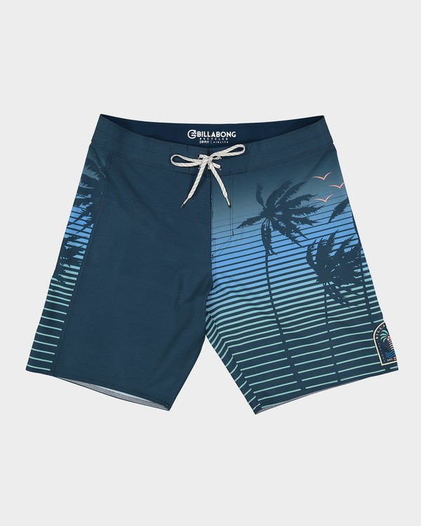 "0 DBAH AIRLITE 19"" BOARDSHORT Blue 9591402 Billabong"