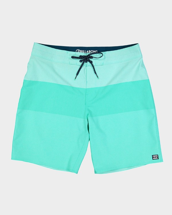 0 TRIBONG HEATHER AIRLITE BOARDSHORTS Blue 9591403 Billabong