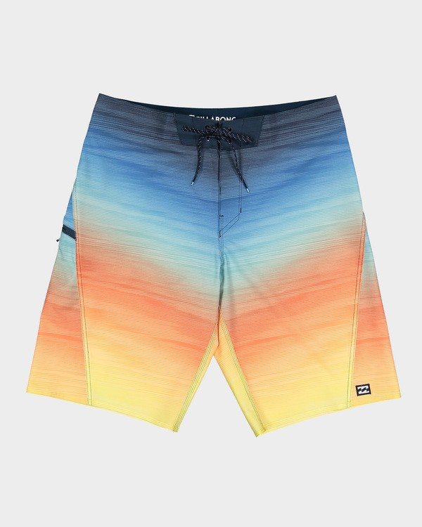0 Fluid Pro Boardshorts Blue 9591405 Billabong