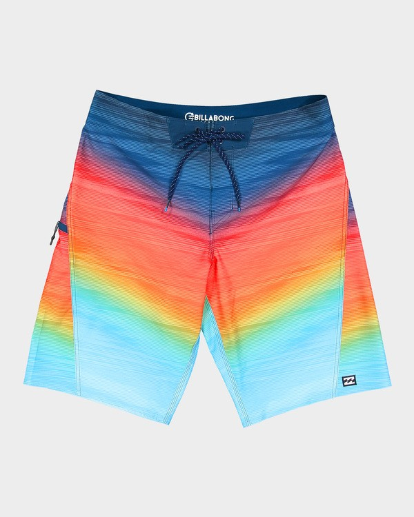 0 FLUID PRO BOARDSHORTS Orange 9591405 Billabong