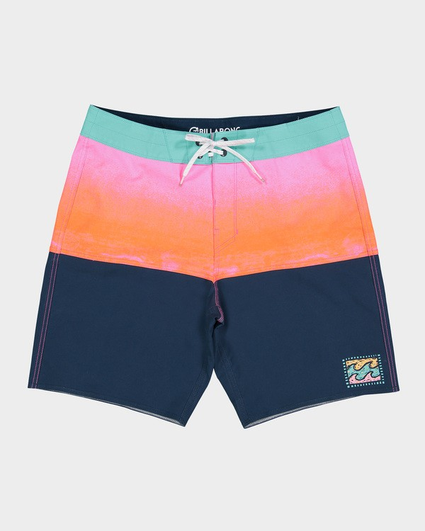 0 FIFTY50 FADE PRO BOARDSHORTS Blue 9591408 Billabong