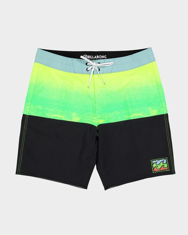 0 FIFTY50 FADE PRO Green 9591408 Billabong
