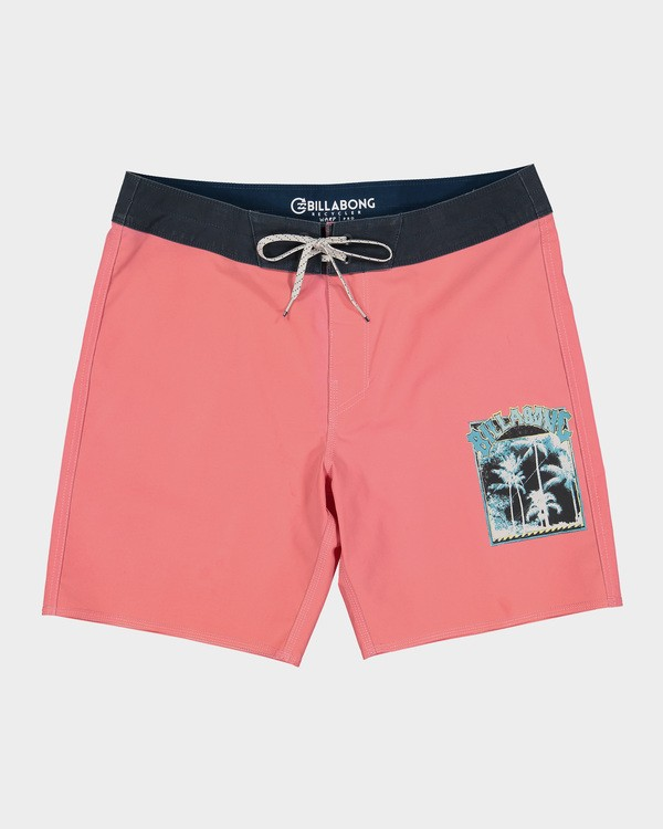 0 WARP PRO BOARDSHORTS Pink 9591410 Billabong