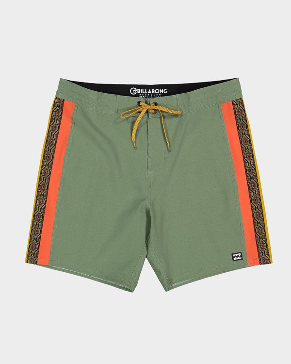 0 D BAH LT BOARDSHORTS Green 9591414 Billabong