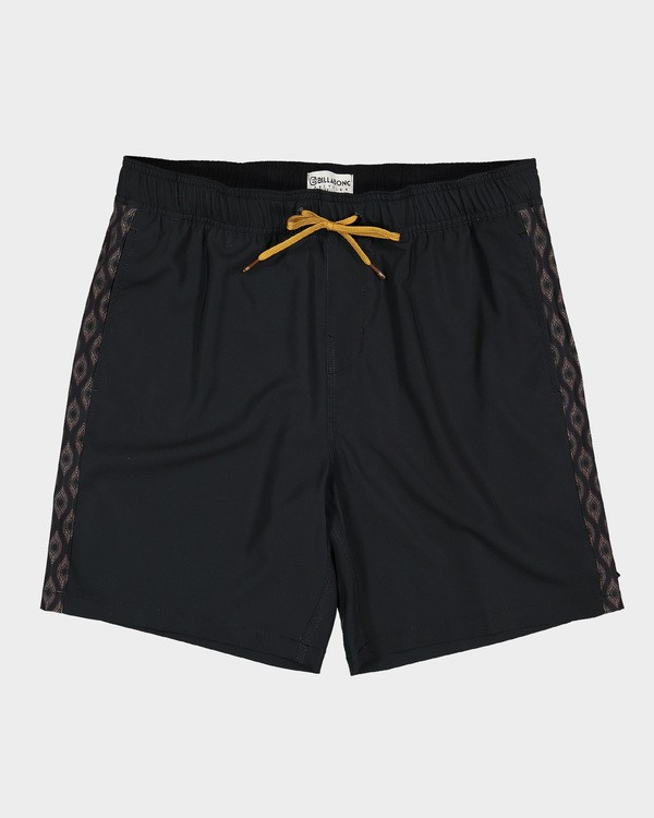 0 D BAH LAYBACK BOARDSHORTS Black 9591419 Billabong