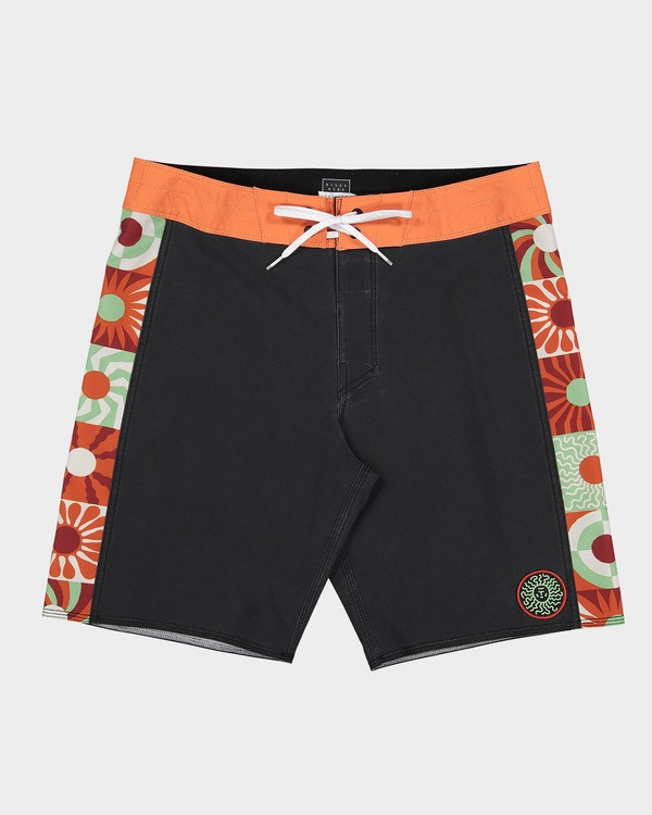 0 DAWN PATROL D BAH BOARDSHORTS Black 9591423 Billabong