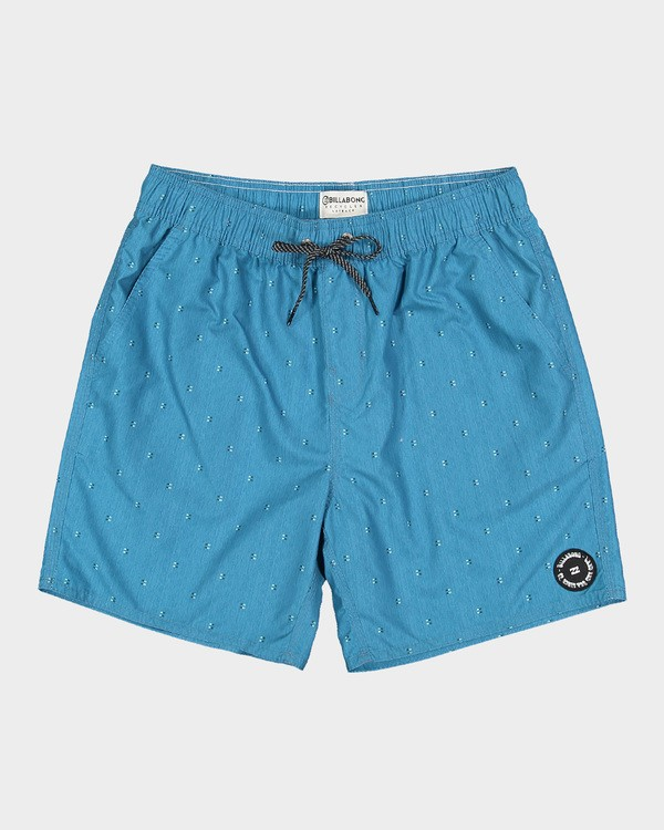 0 All Day Mini Mark Layback Boardshorts Blue 9591427 Billabong