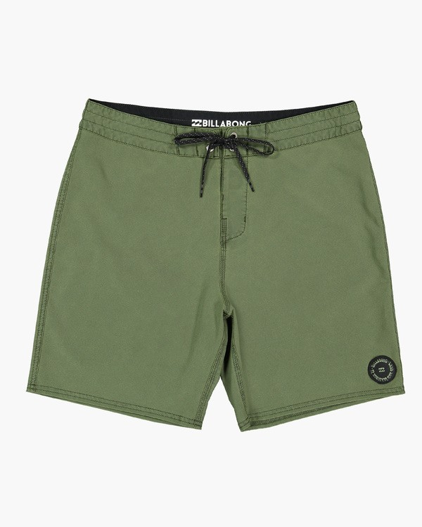 0 All Day Overdye Pro Boardshorts Green 9591428 Billabong