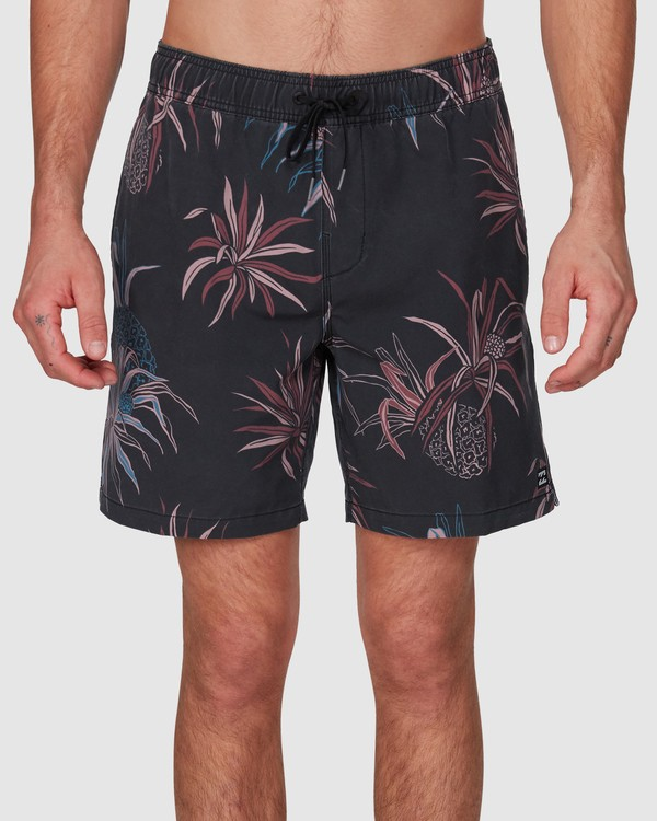 0 Sundays Pine Tropic Boardshorts  9591433X Billabong