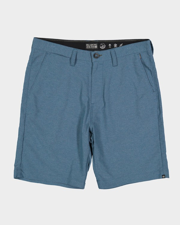 0 SURFTREK WICK SHORTS Blue 9591701 Billabong